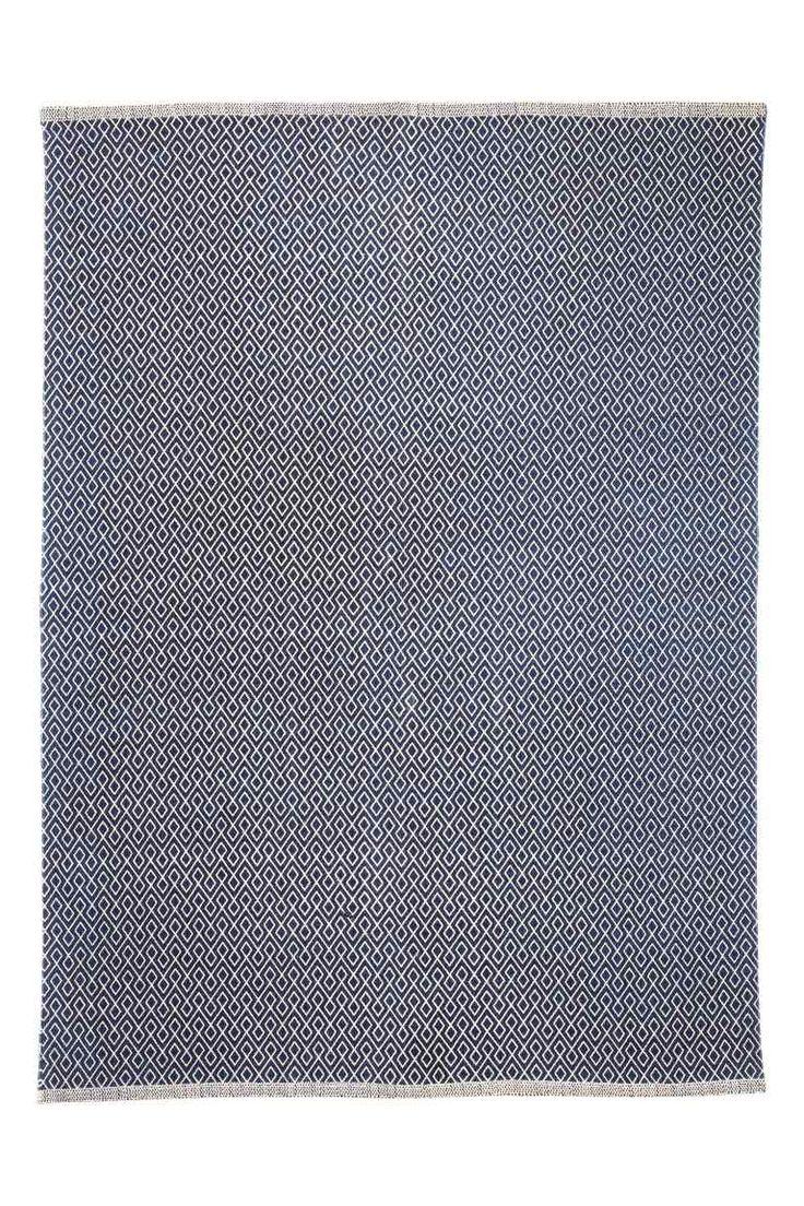 Tapis à motif en coton   H&M - 70€