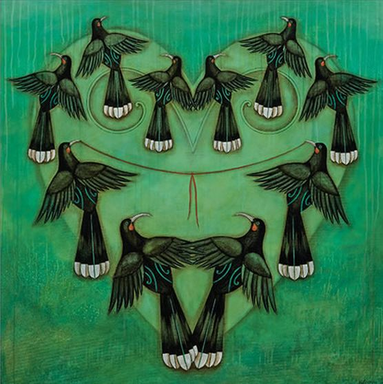 Huia tugging at the heartstrings - by Kathryn Furniss