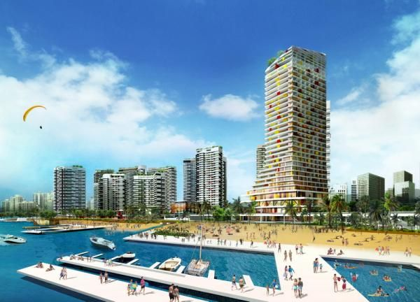 Project: Xiachong Resorts Apartment Project - IAPA PTY. LTD.