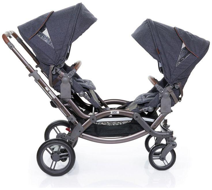 ABC Design Zoom Style Tandem Pushchair - Street http://www.parentideal.co.uk/argos---pushchairs-prams.html