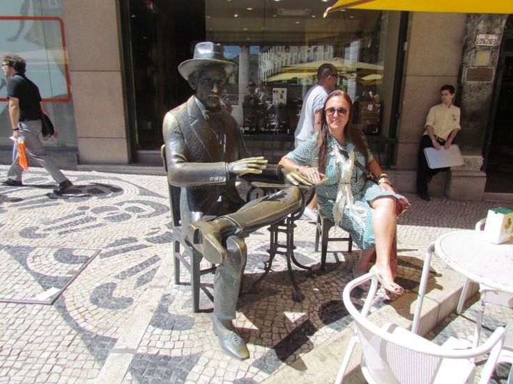 Fernando Pessoa - Grande Poeta Português