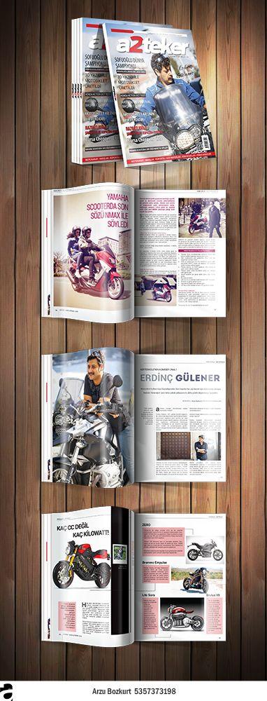 a2teker Dergisi 21. sayı
