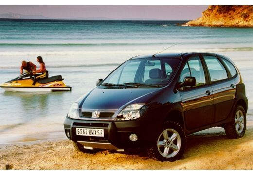2001 Renault Scenic RX4