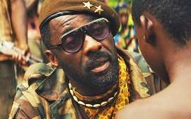 Idris Elba 'nearly died' filming 'Beasts of No Nation'