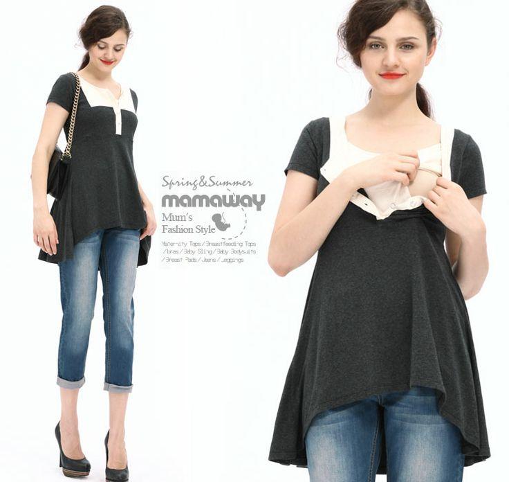 Baju Hamil dan baju Menyusui by Manaway