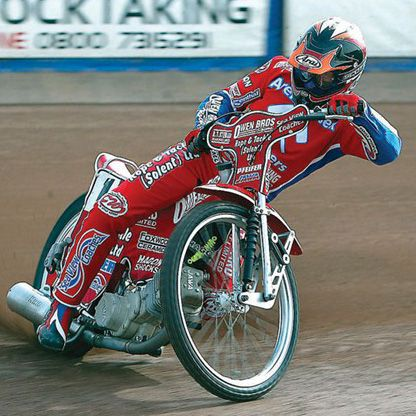 Mark Loram - Great Britain's last World Champion before Tai Wooffinden.
