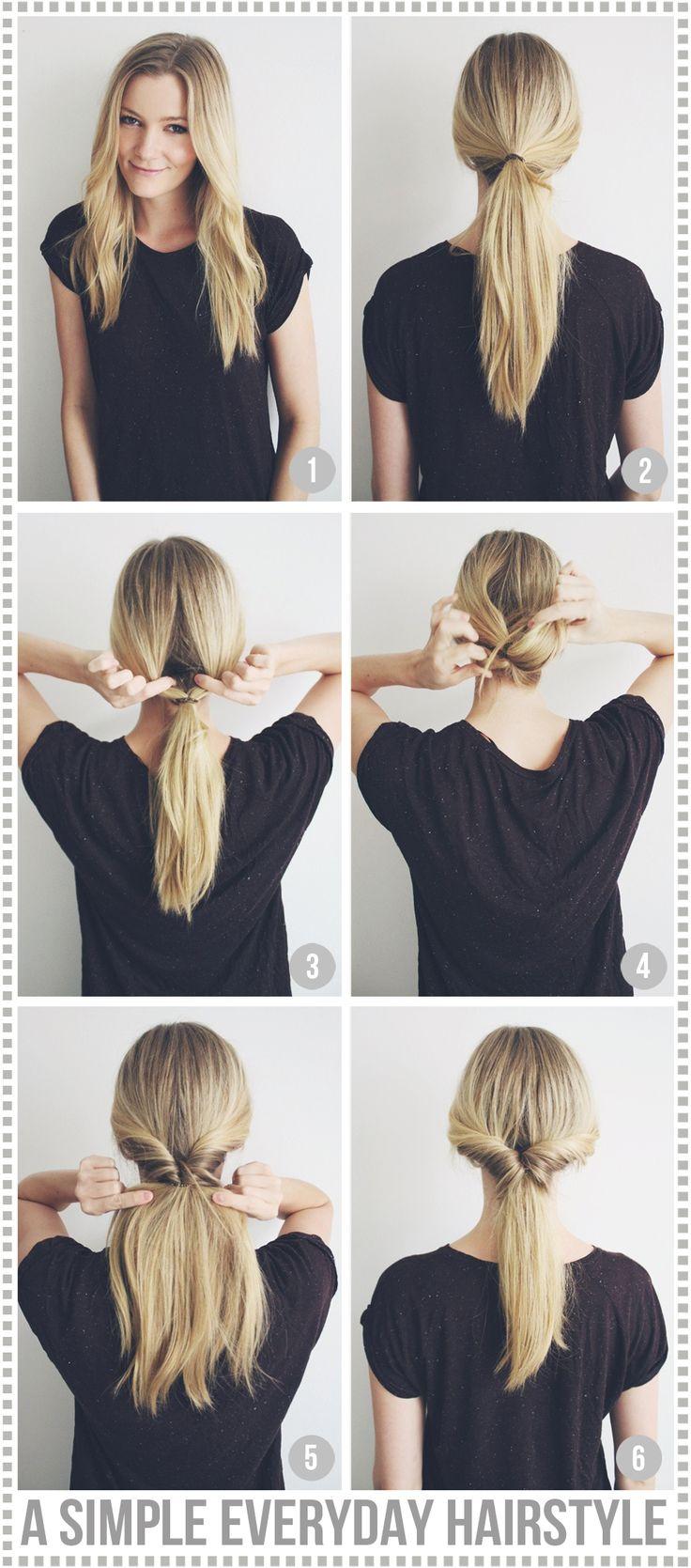 Peachy 1000 Images About Peinados On Pinterest Braids Dakota Johnson Short Hairstyles For Black Women Fulllsitofus