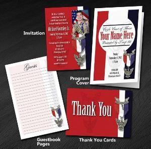 Custom Eagle Scout Court of Honor Set 4 by PaulConnerStudios by Terri Lynn .
