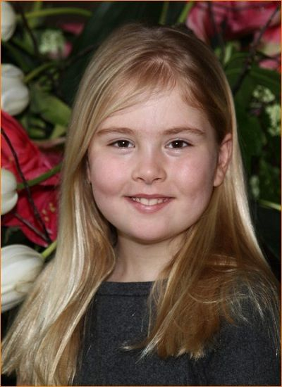 R4R Royal Bios: (Netherlands) Princess Catharina-Amalia of the Netherlands -Catharina-Amalia Beatrix Carmen Victoria -born December 7, 2003 -eldest child of Prince Willem-Alexander and Princess Máxima -2nd in line to the Dutch throne -future queen regnant of the Netherlands