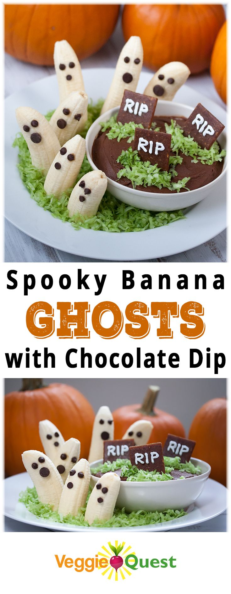 Best 25+ Banana ghosts ideas only on Pinterest | Halloween ...