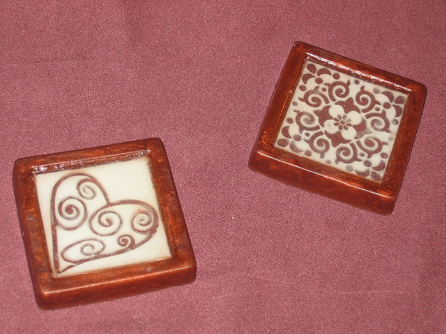 framed art soap