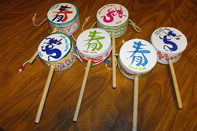 Chinese noise makers