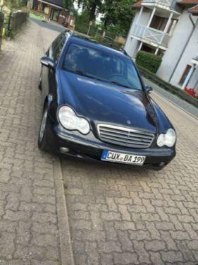 (1) Mercedes-Benz C 220 T CDI Classic in Niedersachsen - Cuxhaven | Mercedes C Klasse Gebrauchtwagen | eBay Kleinanzeigen