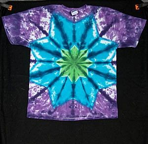 Tie Dye T Shirt Pattern