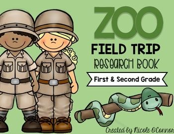 Do you take an end of the year field trip to the zoo??I created this mini research book to keep my students accountable for their learning at the zoo. It also helps the students to come back with concrete information about a few animals for use in the classroom!1- Cover2- Zoo Vocabulary Terms3- Zoo Animal Checklist4- Animal Research Page5- Animal Research Page6- Animal Research Page7- Writing about your favorite animal8- Writing about your favorite zoo memory
