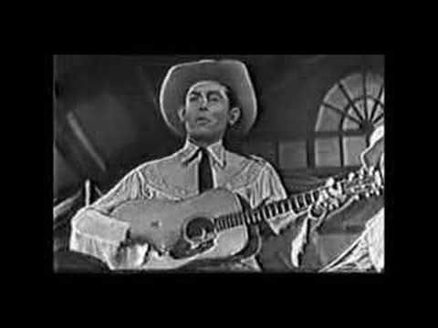 I'm not really a country western fan, but I have to admit this guy had talent.