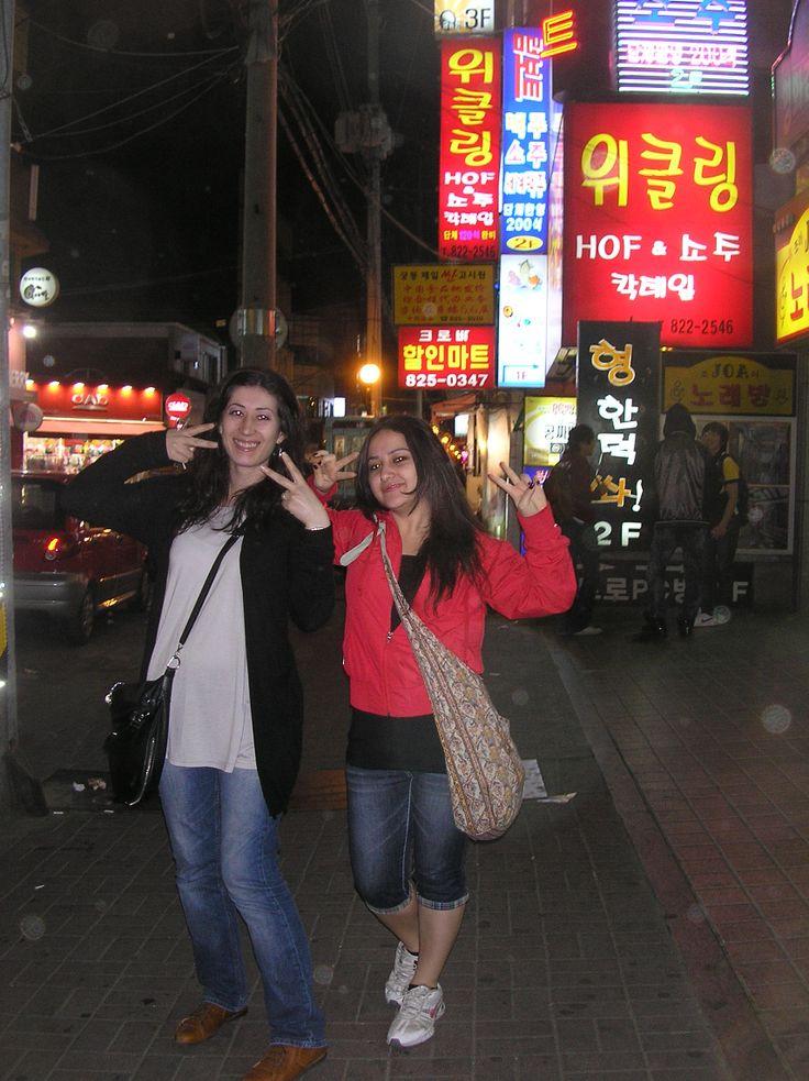 daejeon (gungdong) streets