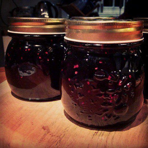 How to Make Homemade Mulberry Jam