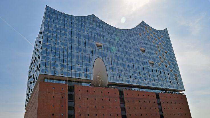 Hamburg – Elbphilharmonie - Onde o antigo e o moderno se encontram!
