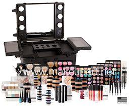 Professional Makeup Kit - 401 w/ Lighted Studio – Makeup Artist Network Online Store