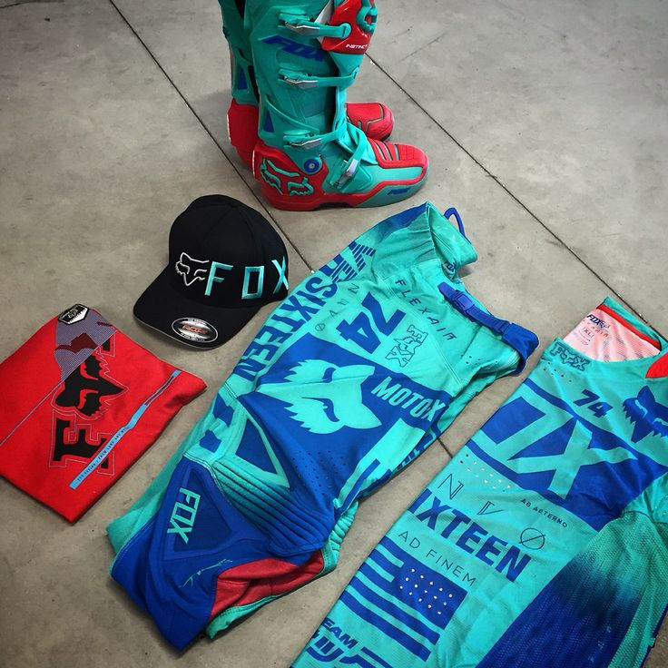 Fox Racing FlexAir UNION Limited Edition Summer 2015 SHOP: www.valerisport.it Motocross Supercross Xfighter