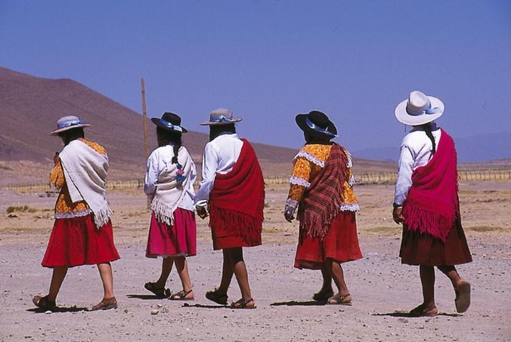 Mujeres de la Puna  www.viajaportupais.gov.ar