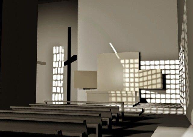 Clásicos de Arquitectura: Capilla de las Capuchinas / Luis Barragán