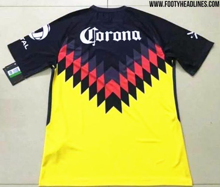Club América 17-18 Home Kit