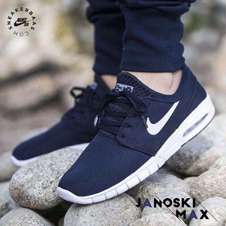 #nike #stefanjanoski #janoskimax #nikeair Nike Stefan Janoski Max -  Designed by skateboardlegend