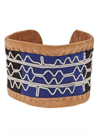 Maria Rudman - Sami bracelet 1
