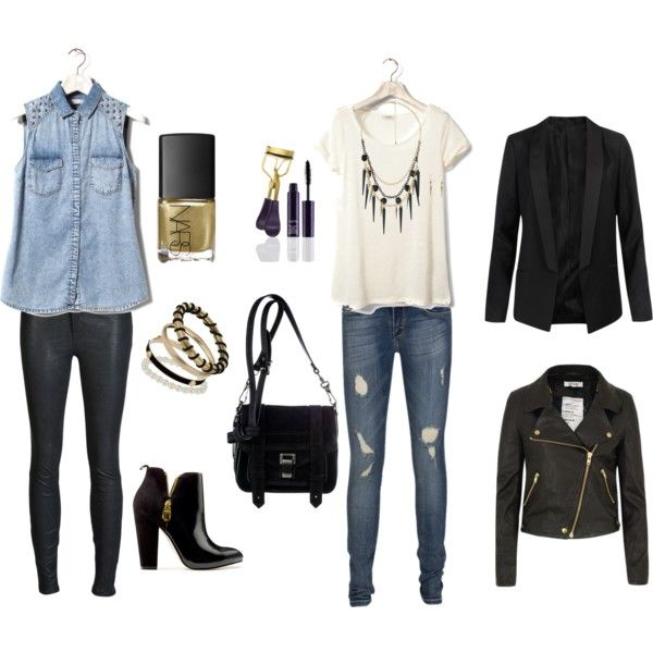 """""""concert outfit"""" by pamsalas on Polyvore"""