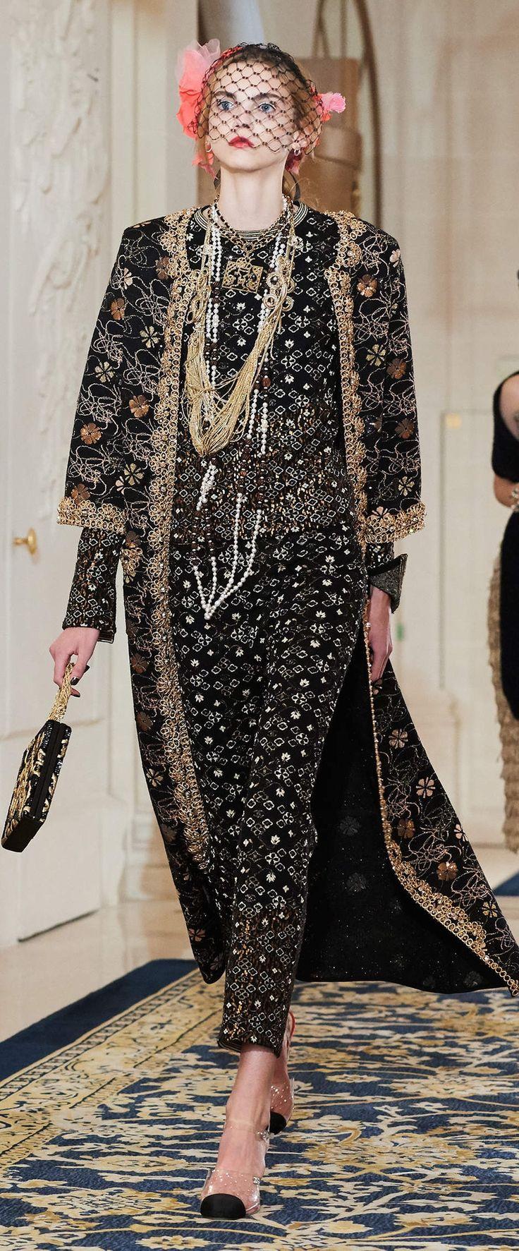 Chanel prefall 2017 show in Hotel Ritz Paris