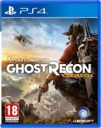 juego ps4 ghost recon wildlands