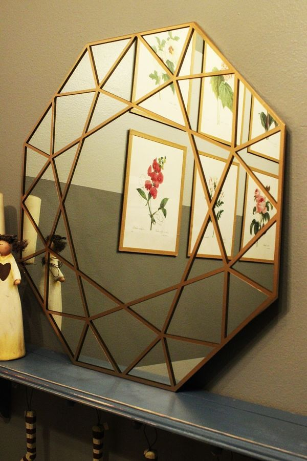 Как сделать Зеркало своими руками, великолепный аксессуар
