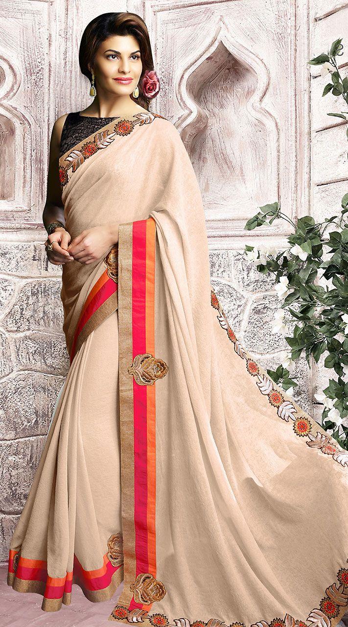 Trendy Indian Wedding Party Wear Ladies Designer Anarkali: 17 Best Images About Jacqueline Fernandez Designer Sarees