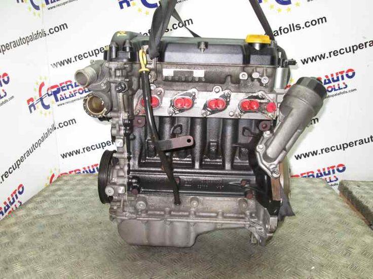 Recuperauto Palafolls, le ofrece en stock una amplia gama de motores de   todas las marcas, como este modelo de Opel Corsa. Si necesita alguna   información adicional, o quiere contactar con nosotros, visite nuestra   web: http://www.recuperautopalafolls.com/ o llame al 93 765 04 01!