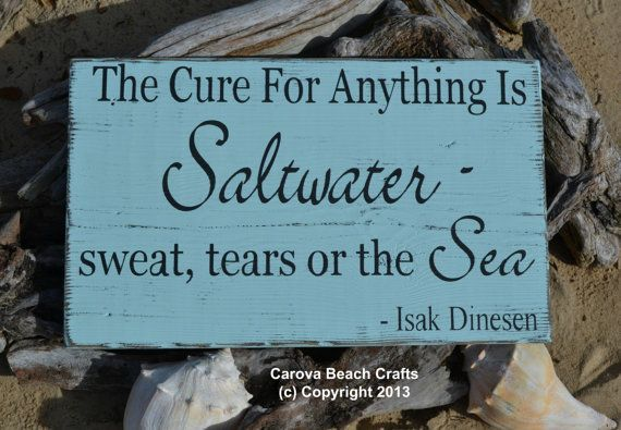 beach quotes and sayings | Beach Decor, Beach Sign, Nautical, Coastal ... | Quotes, Sayings, and ...