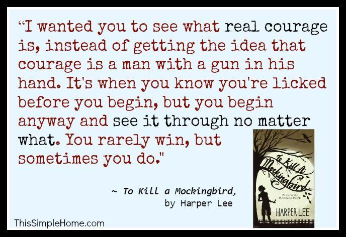 how to kill a mockingbird main idea