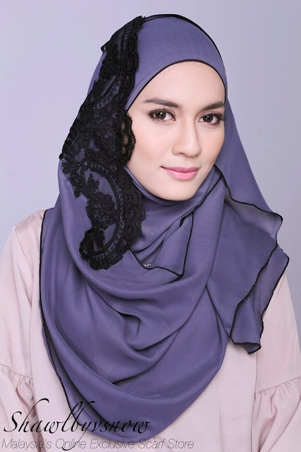 Shawlbyvsnow : Malaysia's Online Exclusive Scarf Store