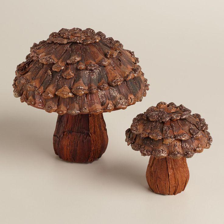 die besten 17 bilder zu mushroom decor auf pinterest, Hause ideen