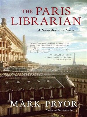 50 best books on books on books images on pinterest book lists cover of the paris librarian borrow this ebook for free with your mesa public library fandeluxe Image collections