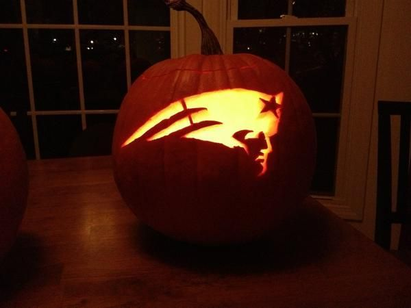 Pregame pumpkin carving here re some stencils to help you