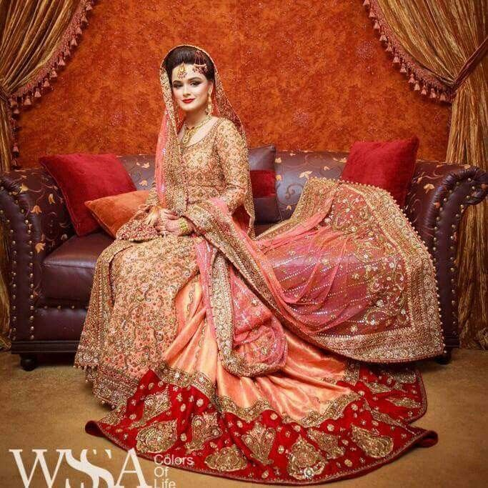 Pakistani-Bridal-Lehenga-Dresses-Designs-Collection-2016