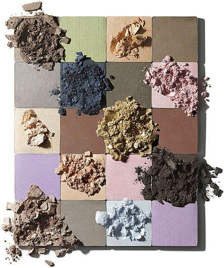 Aparichi Makeup: Blog de Maquillaje y Belleza - Maquilladora Profesional Madrid: Sombras de Bobbi Brown por grupos de colores
