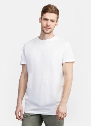 Базовая удлиненная футболка за 599р.- от OSTIN