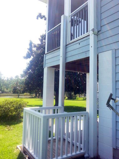 Outdoor Elevators Louisiana House Lift Outdoor House Elevation