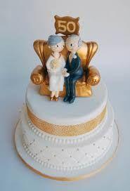 Risultati immagini per tortas bodas de oro matrimoniales