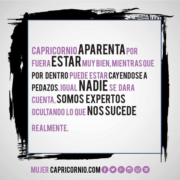 #MujerCapricornio