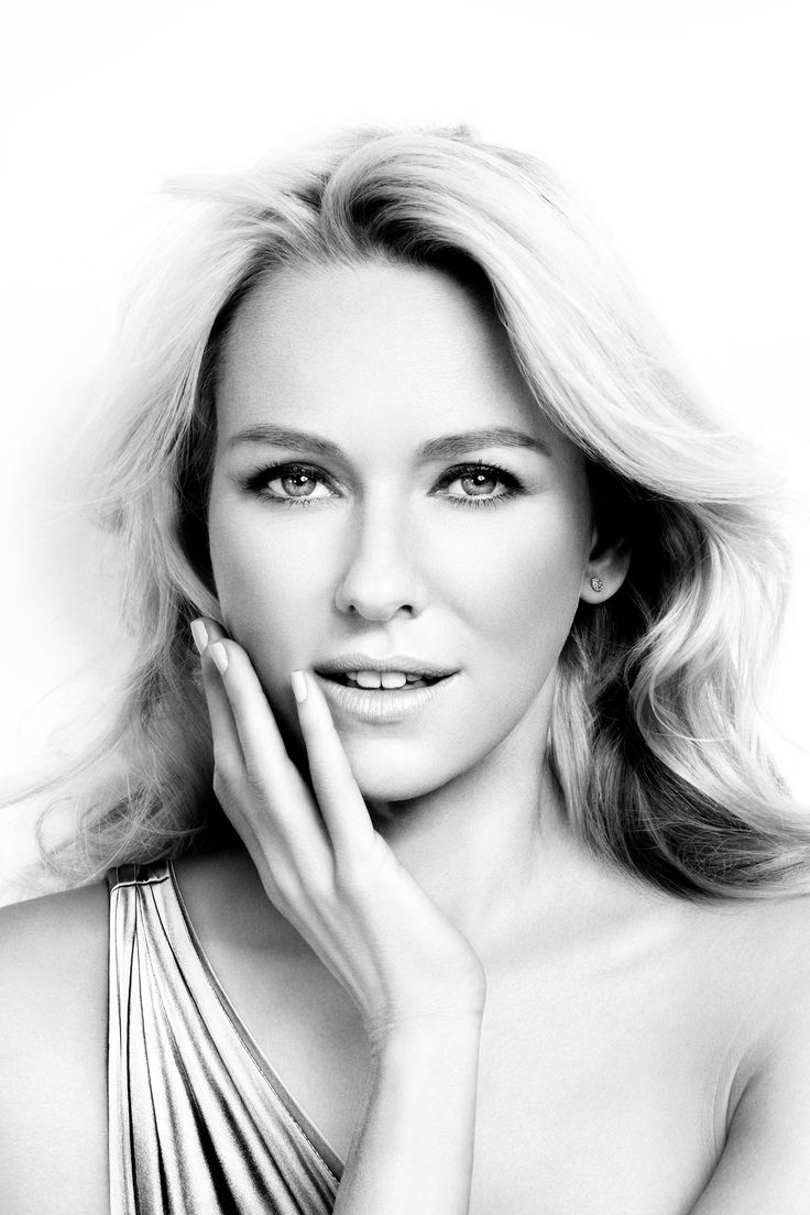 Naomi Watts: New L'Oreal Paris Spokesperson (Vogue.com UK)