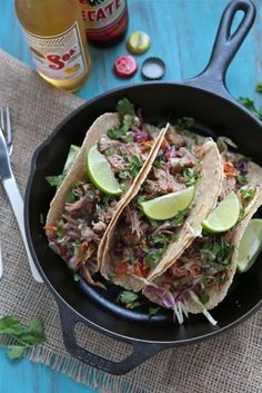 You won't believe how amazing these 5 Spice Asian Pork Tacos are, especially when they're wrapped in whole wheat high fiber wraps. Healthy, filling and even better as leftovers! Dish Count :: 1 Slow Cooker, 1 Cutting Board, 1 Knife Eastward-Ho!! We're packing up and heading out to the Palouse this weekend for our second …